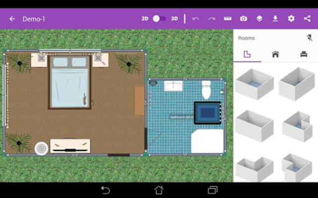 Bedroom Design screenshot 7