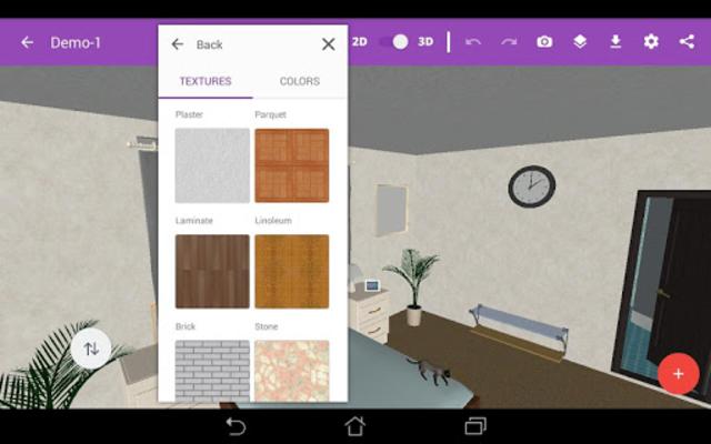 Bedroom Design screenshot 8