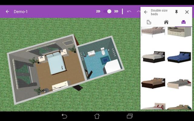 Bedroom Design screenshot 9