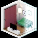Icon for Planner 5D - Home & Interior Design Creator