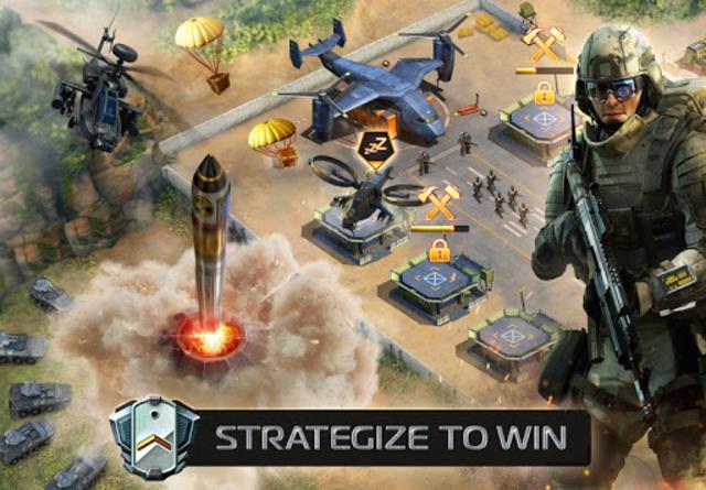 Soldiers Inc: Mobile Warfare screenshot 1