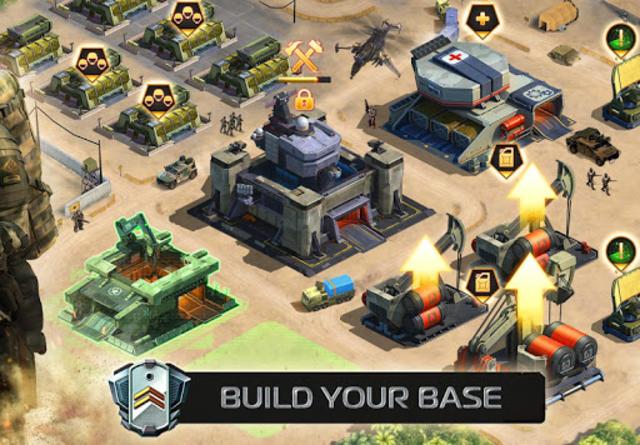 Soldiers Inc: Mobile Warfare screenshot 2