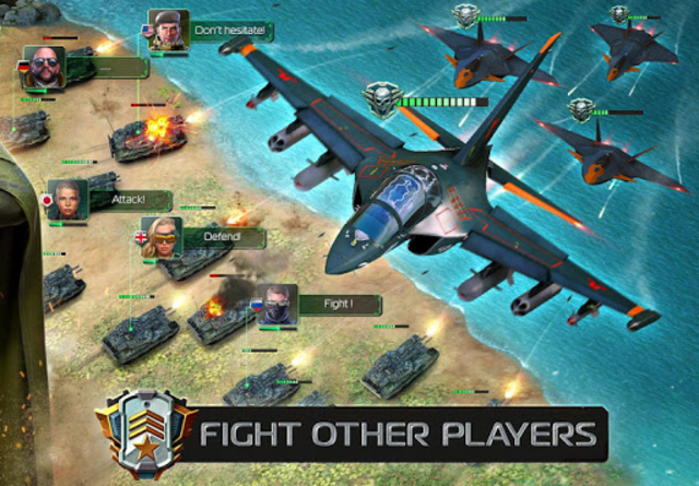 Soldiers Inc: Mobile Warfare screenshot 4