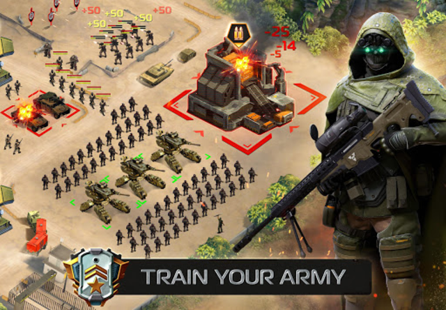 Soldiers Inc: Mobile Warfare screenshot 8