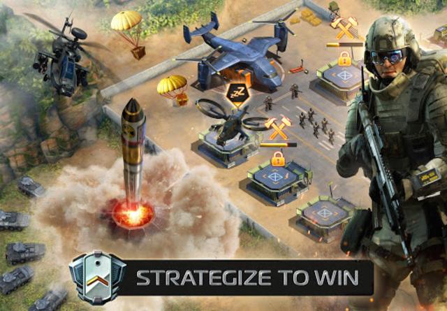 Soldiers Inc: Mobile Warfare screenshot 11