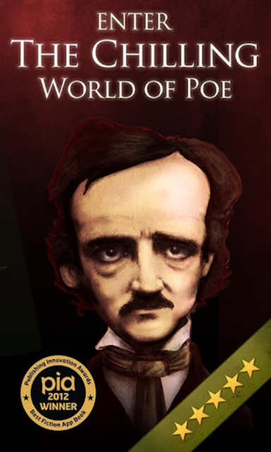 iPoe Collection Vol. 1 - Edgar Allan Poe screenshot 9