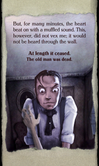 iPoe Collection Vol. 1 - Edgar Allan Poe screenshot 11