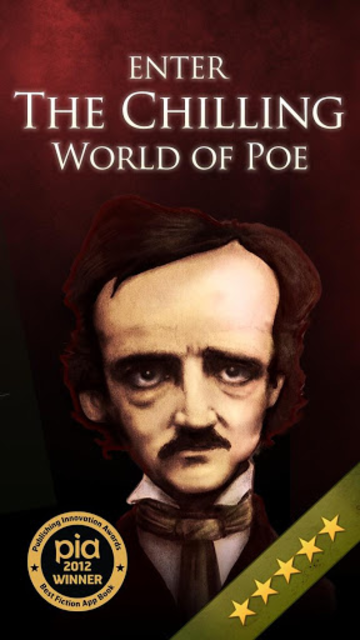 iPoe Collection Vol. 1 - Edgar Allan Poe screenshot 1