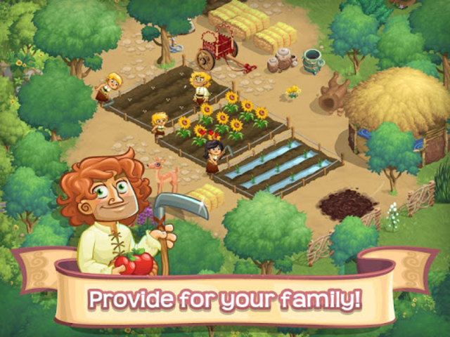 Village Life: Love & Babies screenshot 3