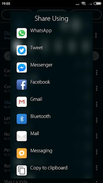 Mp3 Player screenshot 11