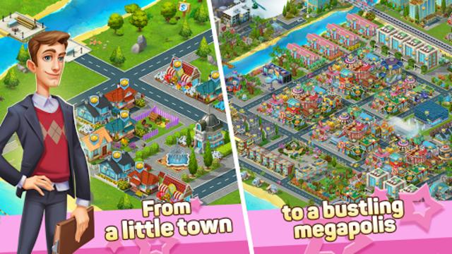 SuperCity: Building game screenshot 1