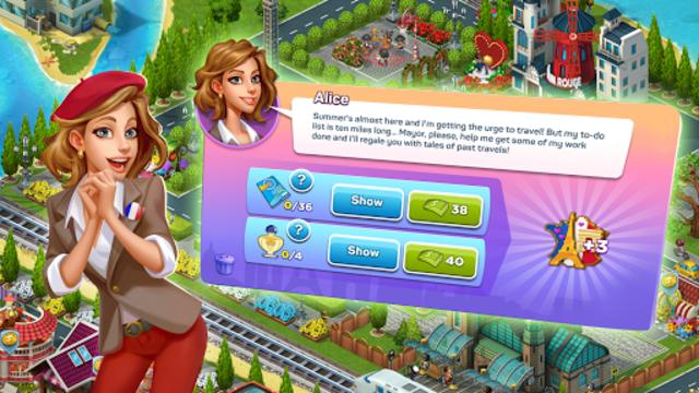 SuperCity: Building game screenshot 2