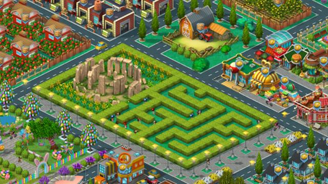 SuperCity: Building game screenshot 7