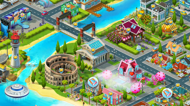 SuperCity: Building game screenshot 8