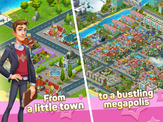 SuperCity: Building game screenshot 9