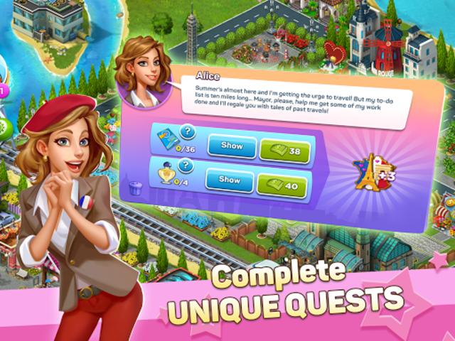 SuperCity: Building game screenshot 10