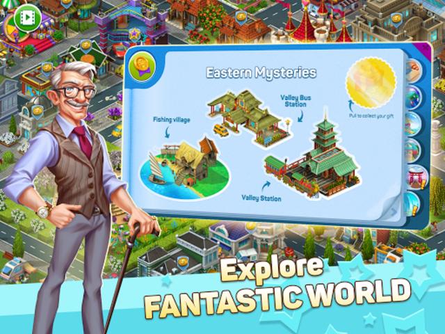 SuperCity: Building game screenshot 11