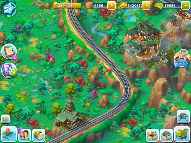 SuperCity: Building game screenshot 14