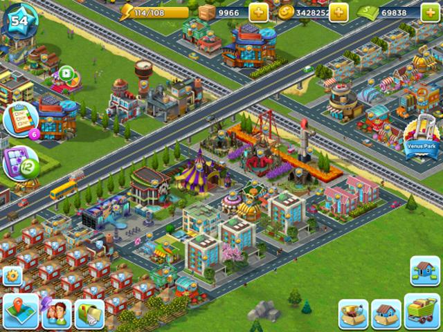 SuperCity: Building game screenshot 15