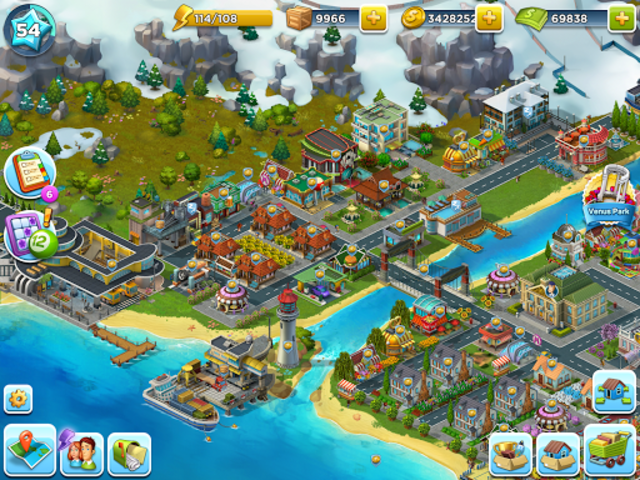SuperCity: Building game screenshot 21