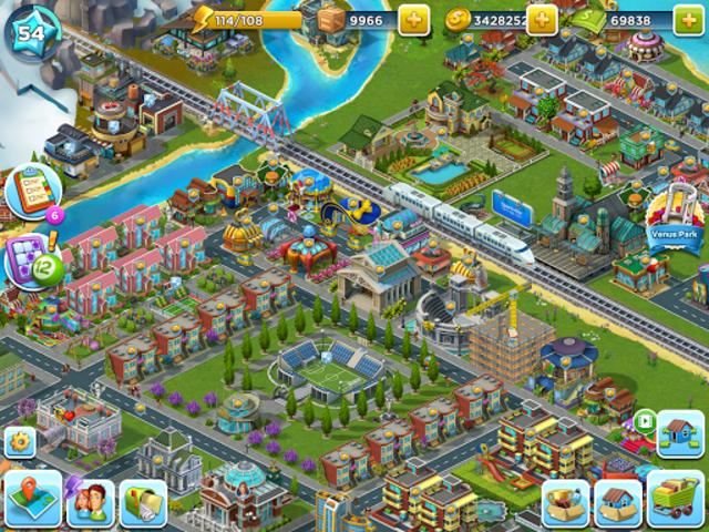 SuperCity: Building game screenshot 22