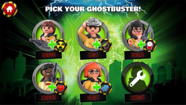 PLAYMOBIL Ghostbusters™ screenshot 2