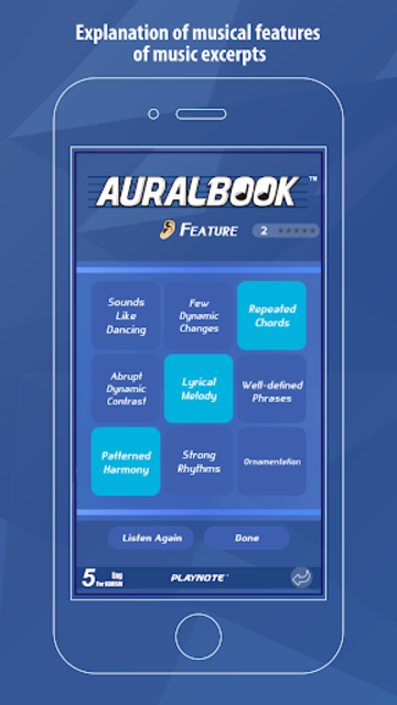 AURALBOOK for ABRSM Grade 5 screenshot 6
