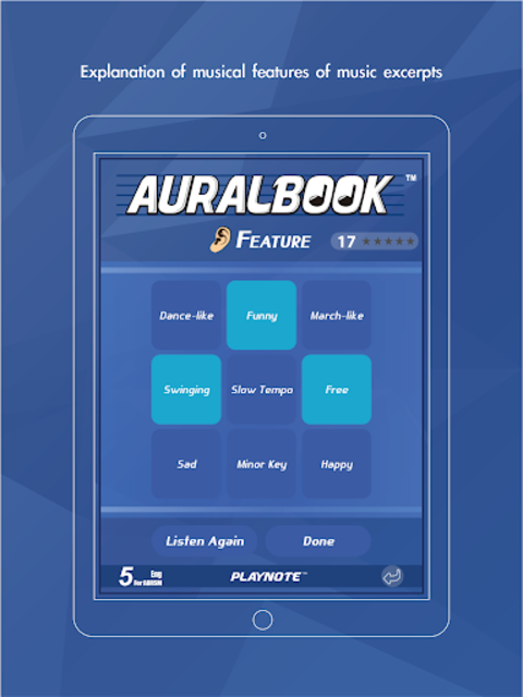 AURALBOOK for ABRSM Grade 5 screenshot 12