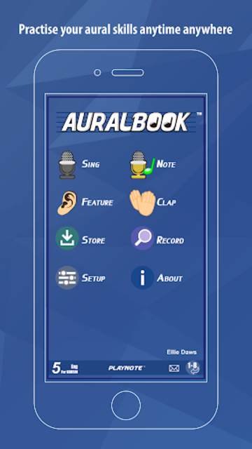 AURALBOOK for ABRSM Grade 5 screenshot 2