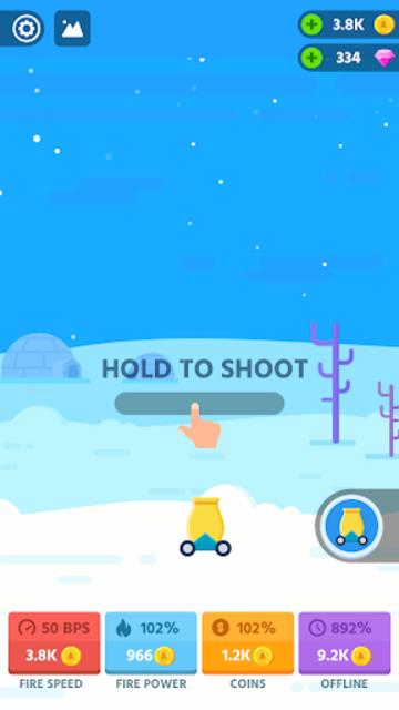 Cannons n Balls screenshot 1
