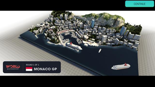 Motorsport Manager Mobile 3 screenshot 1