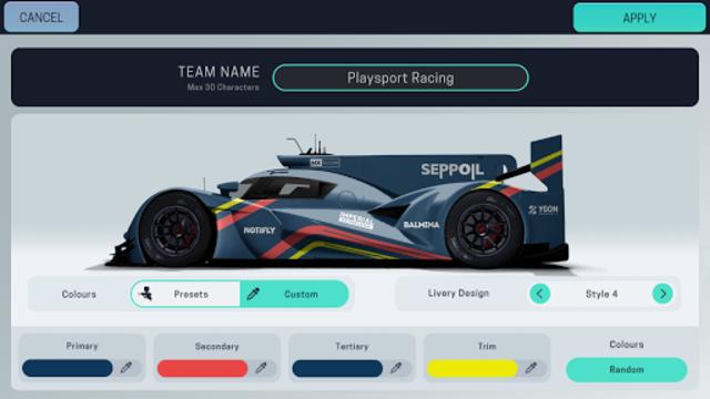 Motorsport Manager Mobile 3 screenshot 8