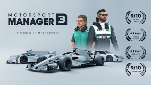 Motorsport Manager Mobile 3 screenshot 2
