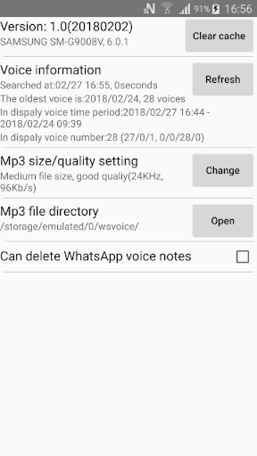 Convert Merge Opus Voice Note to Mp3 (Pro)