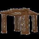 Icon for Best 200+ Pergola Design Ideas