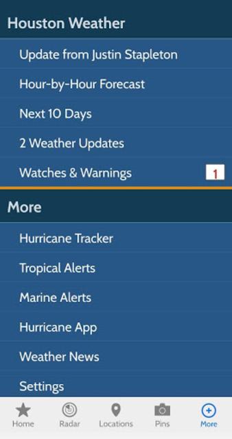 KPRC2 Weather screenshot 8