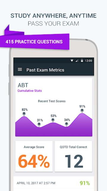Official ABT Exam Practice screenshot 1