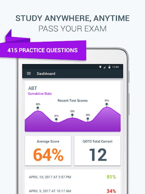 Official ABT Exam Practice screenshot 11