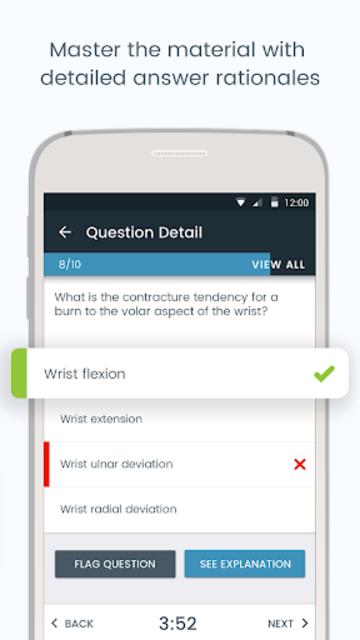 COTA Pocket Prep screenshot 2