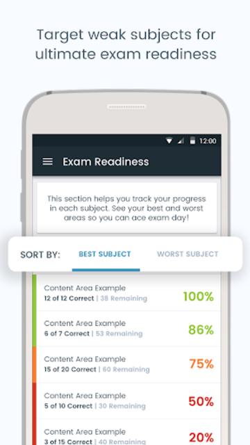 COTA Pocket Prep screenshot 5