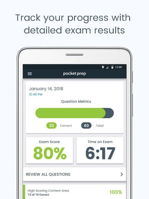 COTA Pocket Prep screenshot 11