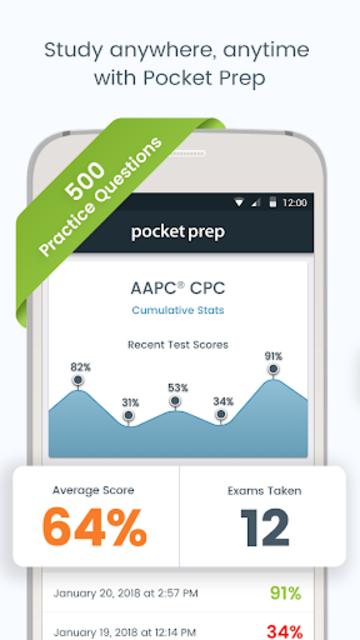 CPC Pocket Prep screenshot 1