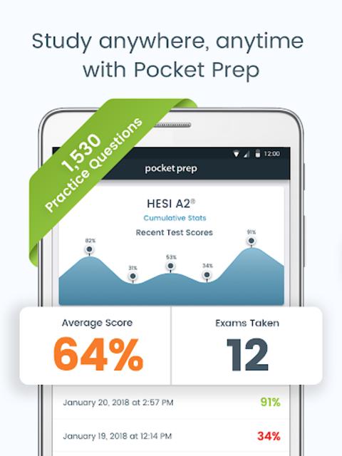 HESI A2 Pocket Prep screenshot 8