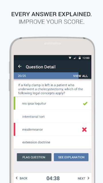 Official NBSTSA CST Exam Prep screenshot 2