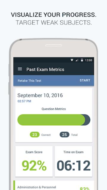 Official NBSTSA CST Exam Prep screenshot 4