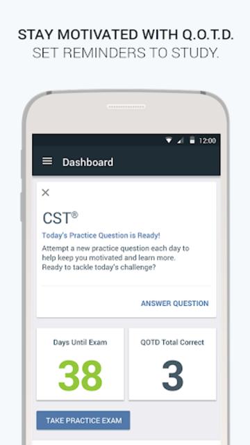 Official NBSTSA CST Exam Prep screenshot 5