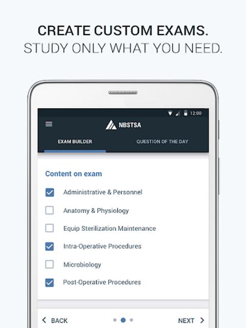 Official NBSTSA CST Exam Prep screenshot 8