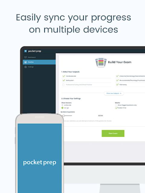 NCE Pocket Prep screenshot 14