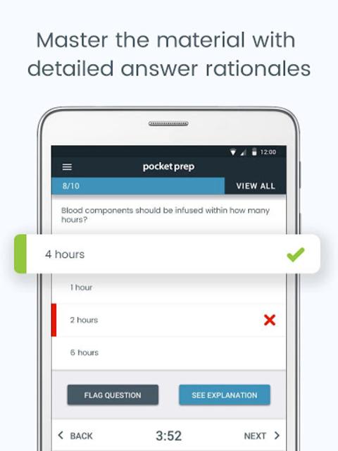 NCLEX-PN Pocket Prep screenshot 9