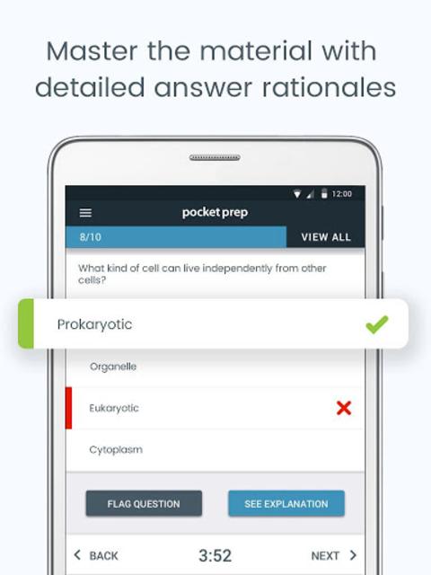 NLN PAX Pocket Prep screenshot 9
